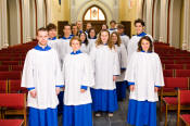 Kings College Chapel Choir
