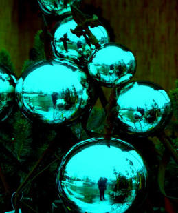Silver Balls Pop Turquoise